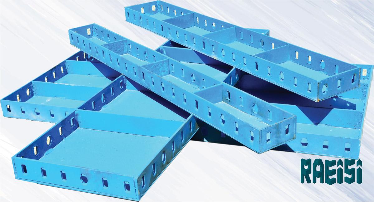 قالب فلزی بتن | خرید و فروش انواع قالب فلزی